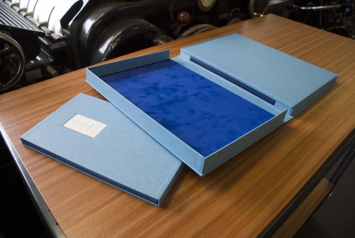 The Solander Box & the slipcased version